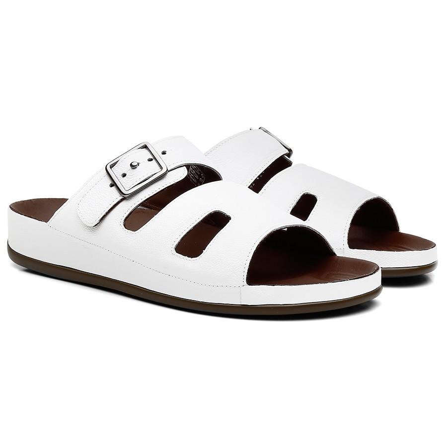 19f878ede حذاء رجالي أبيض - أحذية رجالية