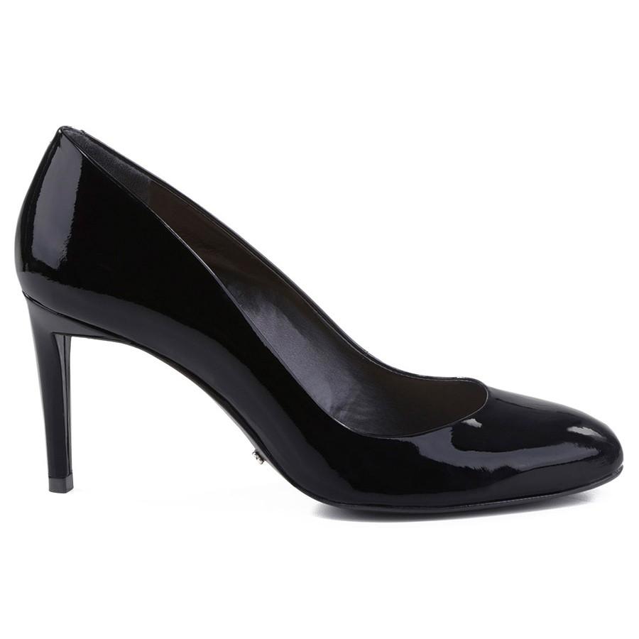 bf1e2c397 حذاء كعب أسود